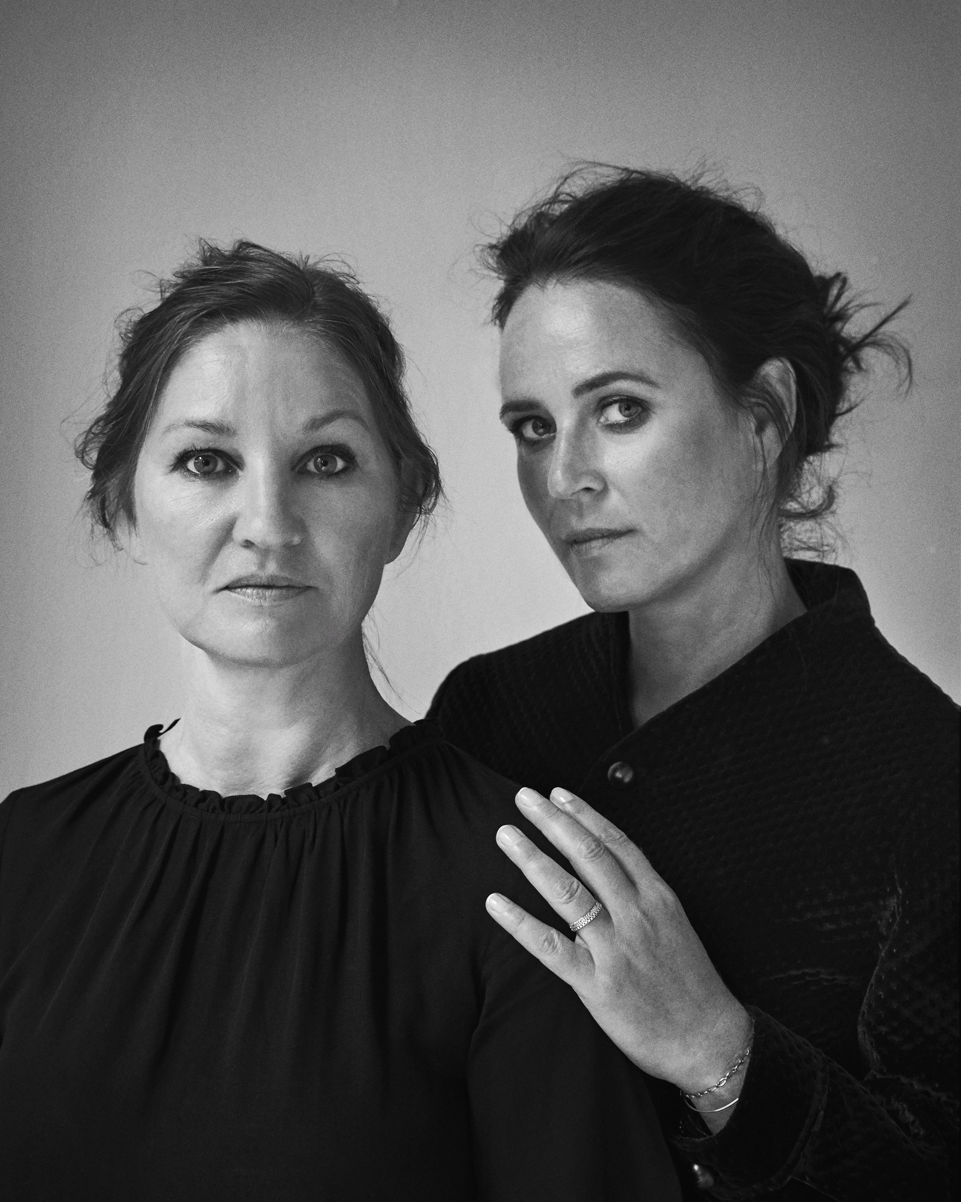 Aidt og Moestrup, 2016, Fotograf Mikkel Tjellesen.